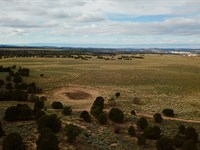 Colorado 35 Acre Lot Locked Gate : Glade Park : Mesa County : Colorado