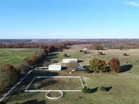 Equestrian Ranchette North El : El Dorado Springs : Saint Clair County : Missouri