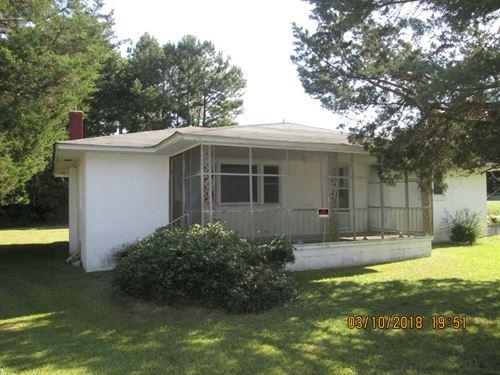 Country Home : Hertford : Perquimans County : North Carolina