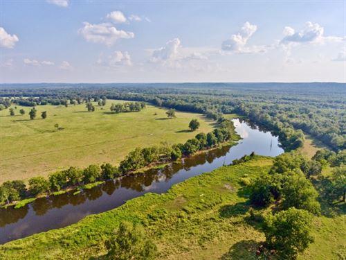 664 Acre Pasture Investment Montros : Montrose : Natchitoches Parish : Louisiana
