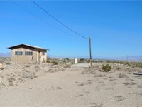 All Utilities Here, 1 Acre Lot That : Meadview : Mohave County : Arizona