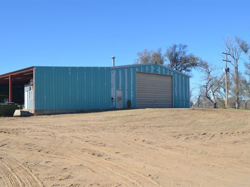 Commercial Property 10 Acres : Protection : Comanche County : Kansas