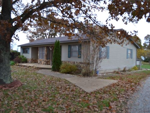Home For Sale In Howell County, Mo : West Plains : Howell County : Missouri