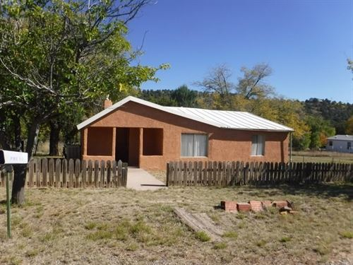 Sw NM Mobile Home Park In Country : Silver City : Grant County : New Mexico