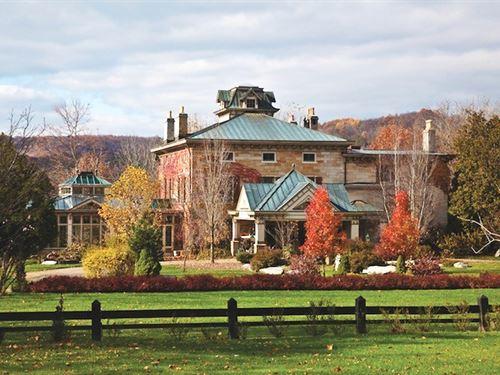 Riverfront Equestrian & Luxury : Foxburg : Clarion County : Pennsylvania