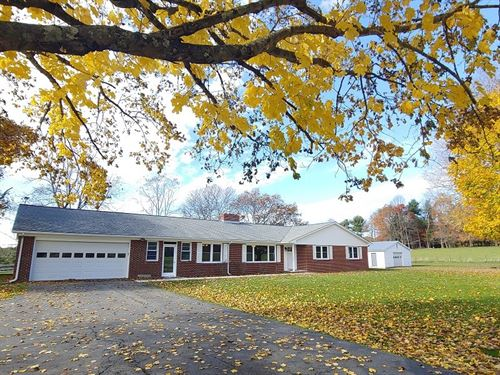 Brick Ranch Home in Floyd VA : Willis : Floyd County : Virginia