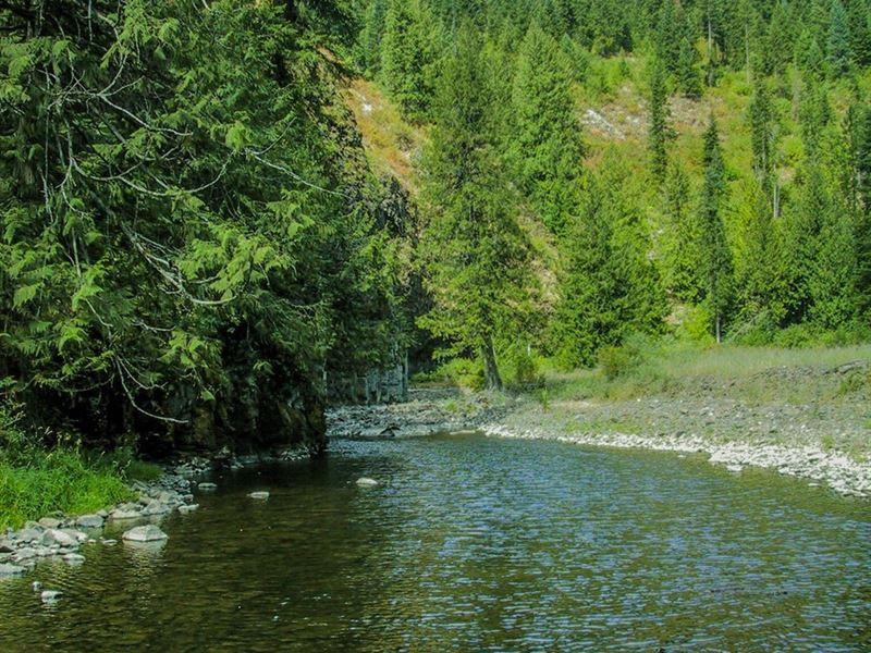 Elk Canyon River Ranch Deary Idaho : Deary : Latah County : Idaho