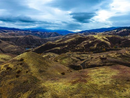 20.76 Acres For Sale in Whitebird : White Bird : Idaho County : Idaho