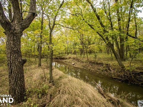 Osage Farm And Hunt : Burlingame : Osage County : Kansas