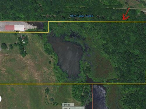 Excellent Investment/Development Op : Horn Lake : Desoto County : Mississippi