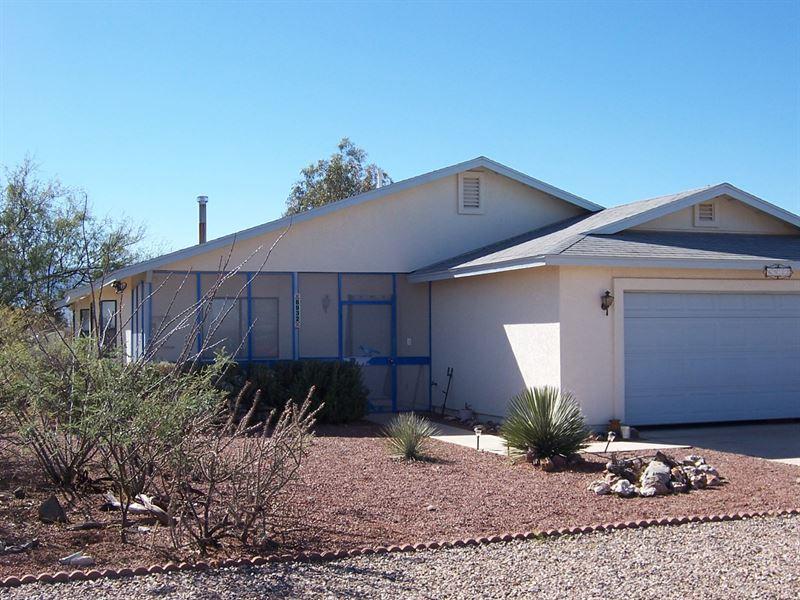 Beautiful Home 4+ Acres Sierra Visa : Sierra Vista : Cochise County : Arizona