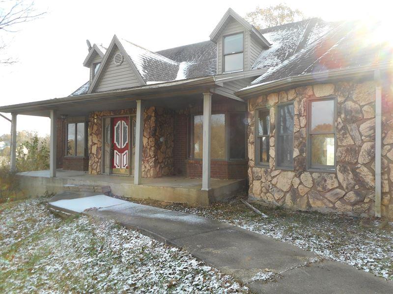 Equestrian Property Scott City : Scott City : Scott County : Missouri