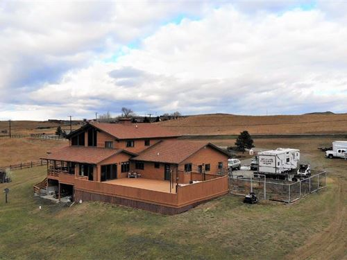 Beautiful Billings Area Home : Billings : Yellowstone County : Montana