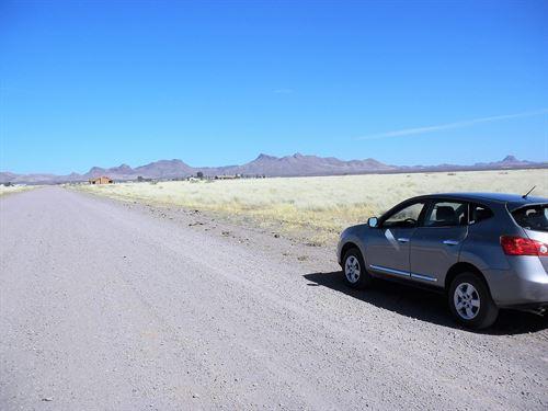 Super Nice Large Buildable Lot : Douglas : Cochise County : Arizona