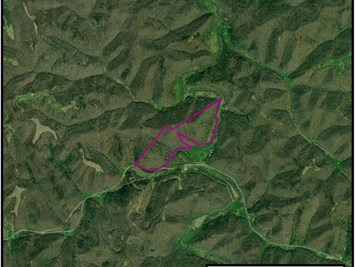 106-Acre Parcel : Spencer : Roane County : West Virginia