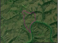 286 Acre Parcel : Clendenin : Kanawha County : West Virginia