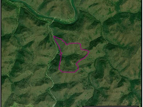 190 Acre Parcel In Clay County : Clay : West Virginia