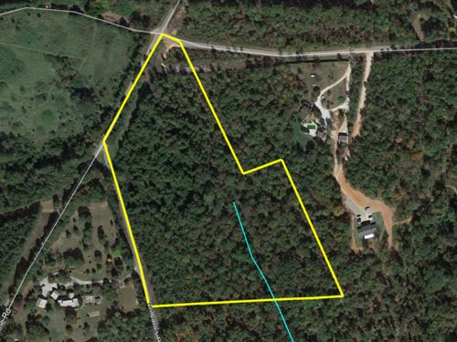 Carradine Road Acreage : Seneca : Oconee County : South Carolina