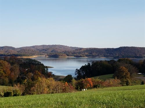 Cherokee Lake View Building Lot : Rutledge : Grainger County : Tennessee