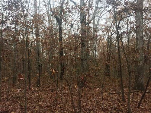 Piney Grove 9.79 Acres : Tuscumbia : Colbert County : Alabama