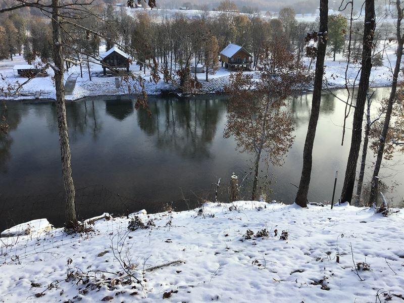 52 Acres on The Current River : Doniphan : Ripley County : Missouri