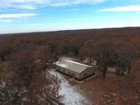 151 Acres in Jane, MO : Jane : McDonald County : Missouri