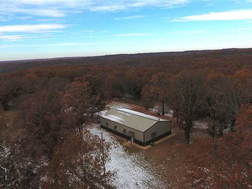 151 Acres in Jane, MO : Jane : McDonald County : Missouri