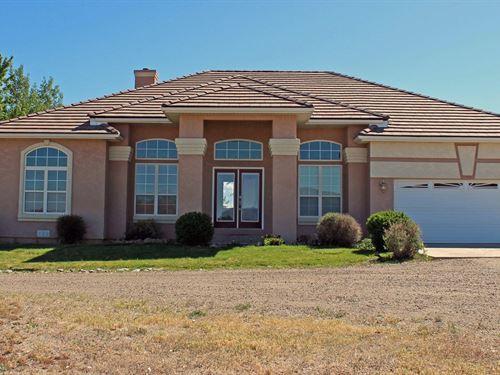 4 Bedroom Home Near Cortez CO : Cortez : Montezuma County : Colorado