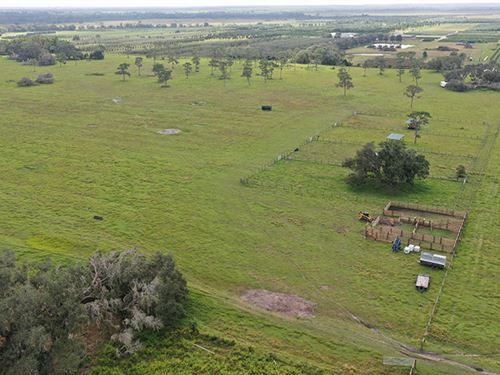 Fish Branch Acres East 80 : Zolfo Springs : Hardee County : Florida