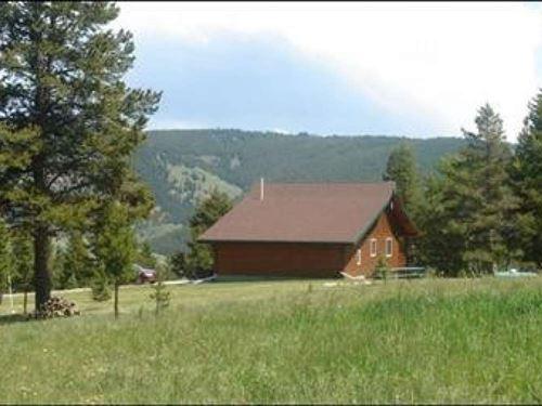 Deep Creek Sportsmans Overlook : Wise River : Deer Lodge County : Montana