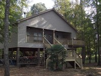 Waterfront, 180 Ft, With Home in : Akron : Hale County : Alabama