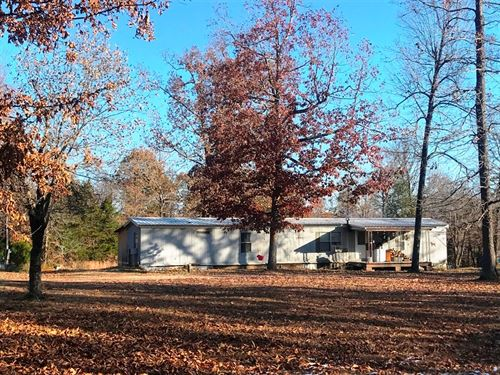 Country Home in North Arkansas : Hardy : Sharp County : Arkansas