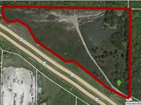 Vacant Commercial / Industrial Land : Columbia : Boone County : Missouri