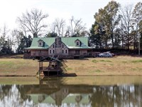 TN Country Home, Lake, Hunting : Lexington : Henderson County : Tennessee