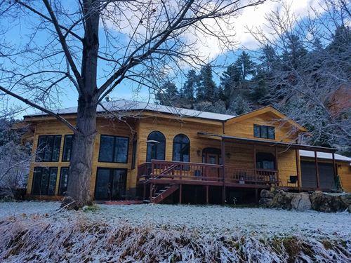 Mountain Home, Ten Sleep, Wyoming : Cody : Washakie County : Wyoming