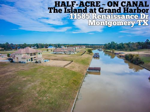 .50 Acres In Montgomery County : Montgomery : Texas