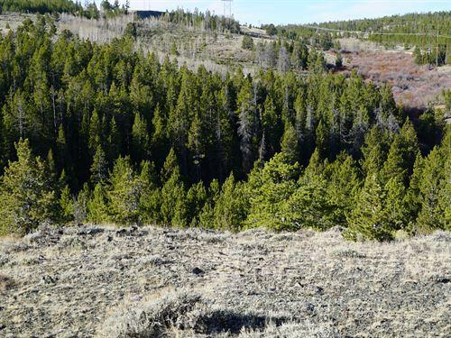 Slate Creek Lot 2 : Lander : Fremont County : Wyoming