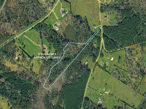 9+ Acres In Social Circle District : Social Circle : Newton County : Georgia