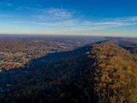 White Oak Mountain Views : Ooltewah : Hamilton County : Tennessee