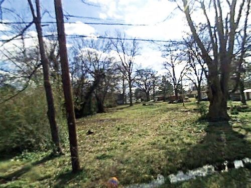 Nearly Half Acre Lot In Cotton Plan : Cotton Plant : Woodruff County : Arkansas