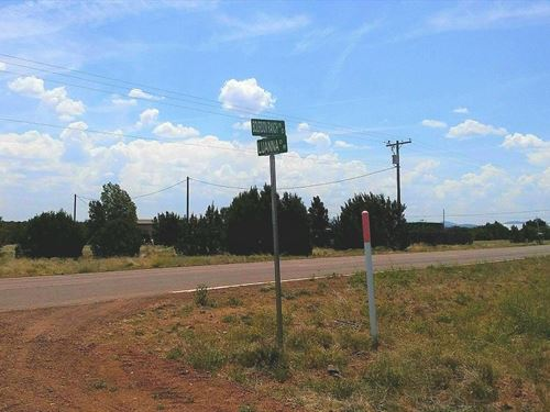 Mobile Home Lot White Mountain Lake : White Mountain Lake : Navajo County : Arizona