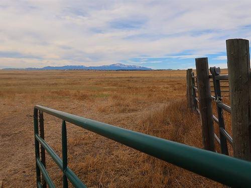 4-Way Ranch : Colorado Springs : El Paso County : Colorado