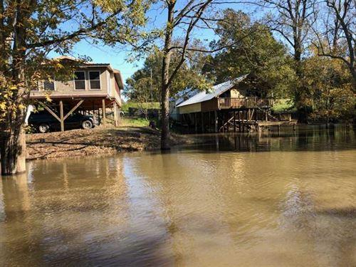White River Bottoms & Cache River : Clarendon : Monroe County : Arkansas