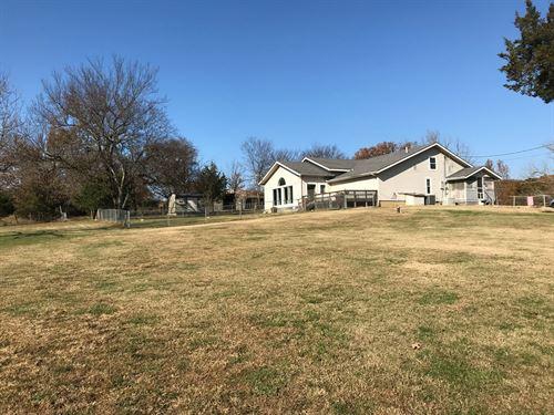 Country Home 32 Acres Randolph : Ravenden Springs : Randolph County : Arkansas