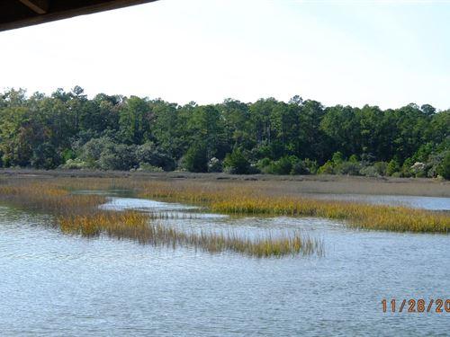 Knowles Plantation, Lots : Ridgeland : Jasper County : South Carolina