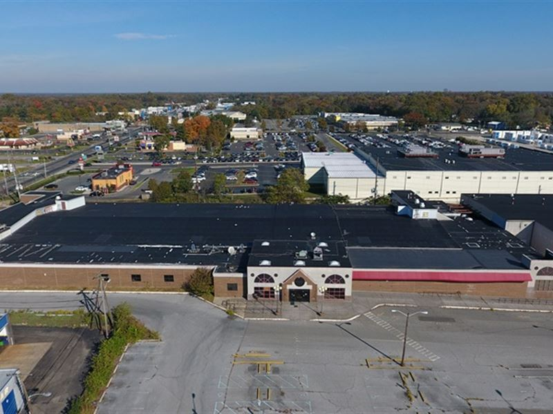 8.33 Acre Site On Route 47 : Vineland : Cumberland County : New Jersey