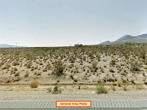 Five Acres In Ca Desert : Inyokern : Kern County : California