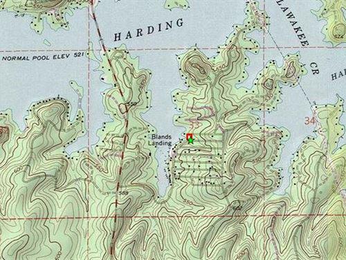 43-036 Garza Harding Tract : Salem : Lee County : Alabama