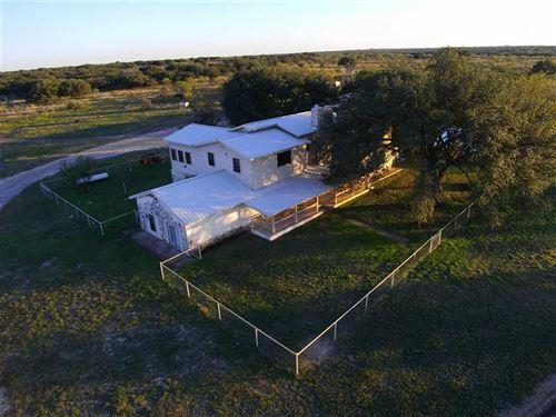 Martin Ranch : Menard : Texas