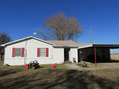 Country Starter Home : Sumner : Lamar County : Texas